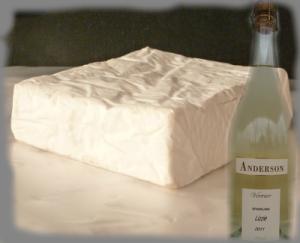 Camembert - Anderson 2011 Verrier Sparkling Lizzie